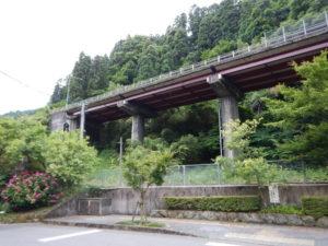 天ヶ瀬第1高架橋の写真